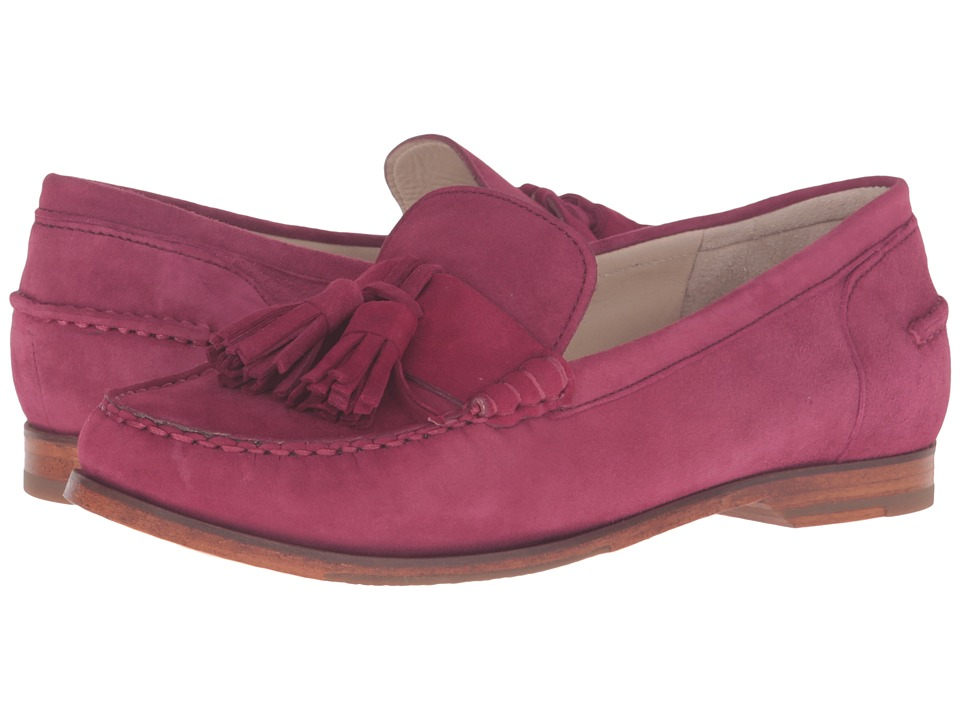 Cole Haan - Pinch Grand Tassel (Cabernet Suede 1) Women's Slip on Shoes