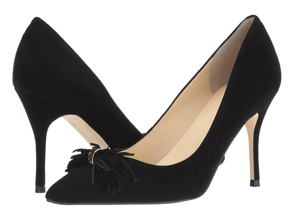 Ivanka Trump Dirent (Black Suede) Women