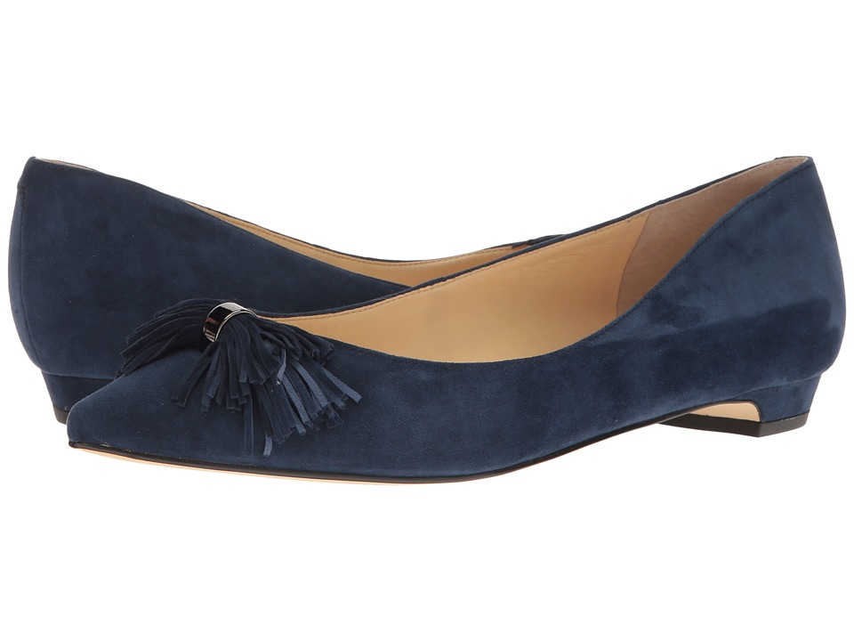 Ivanka Trump Tabithe (Dark Blue Suede) Women