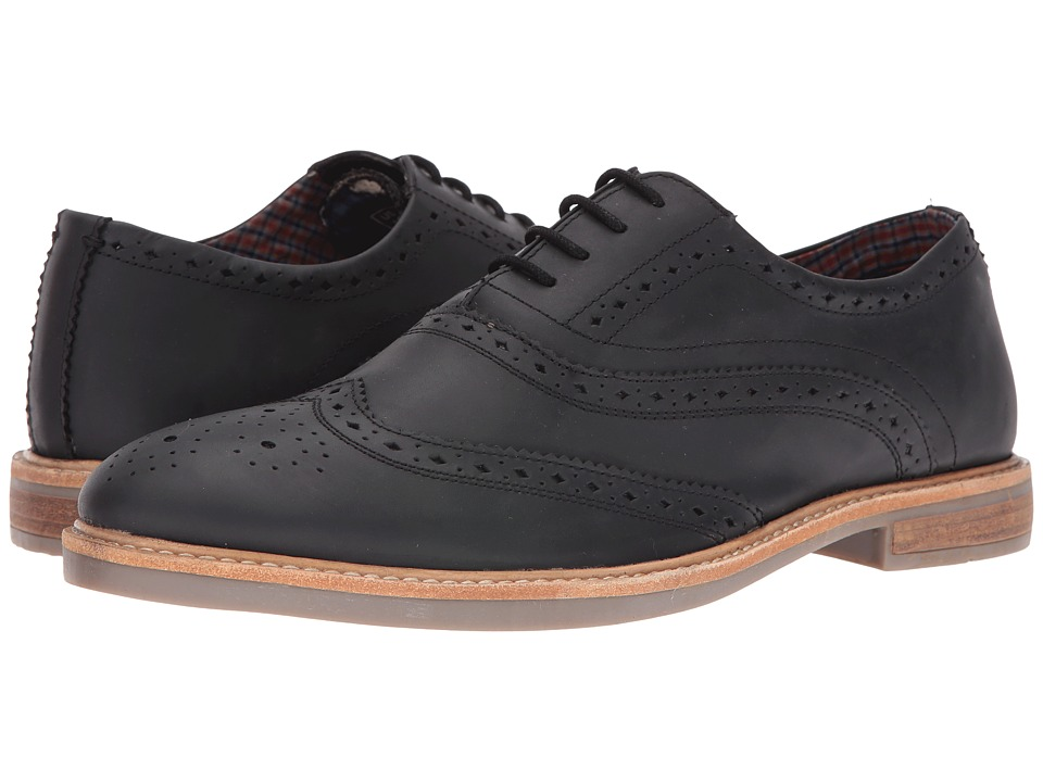 Ben Sherman Birk (Black Oiled) Men