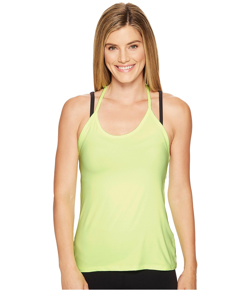 Nike - Dry Slim Training Tank (Ghost Green/Ghost Green) Women's Sleeveless
