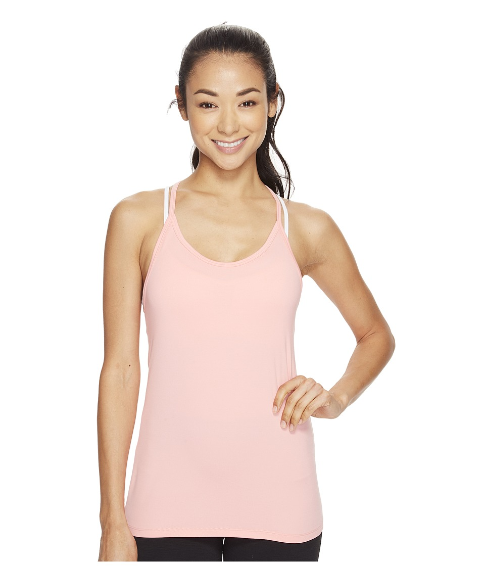 Nike - Dry Slim Training Tank (Bright Melon/Bright Melon) Women's Sleeveless
