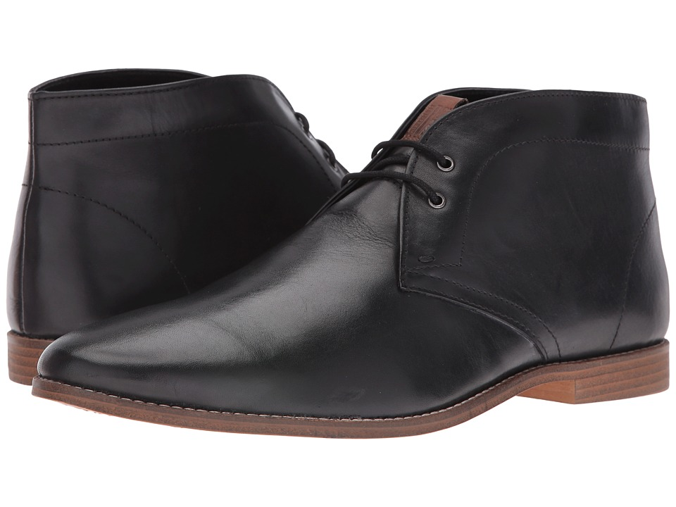 Ben Sherman - Gaston Chukka (Black) Men's Boots