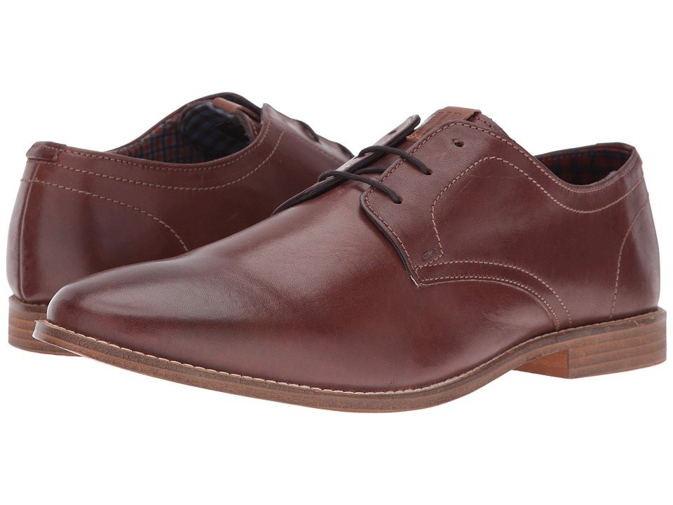Ben Sherman - Gaston Oxford (Dark Brown) Men's Lace up casual Shoes