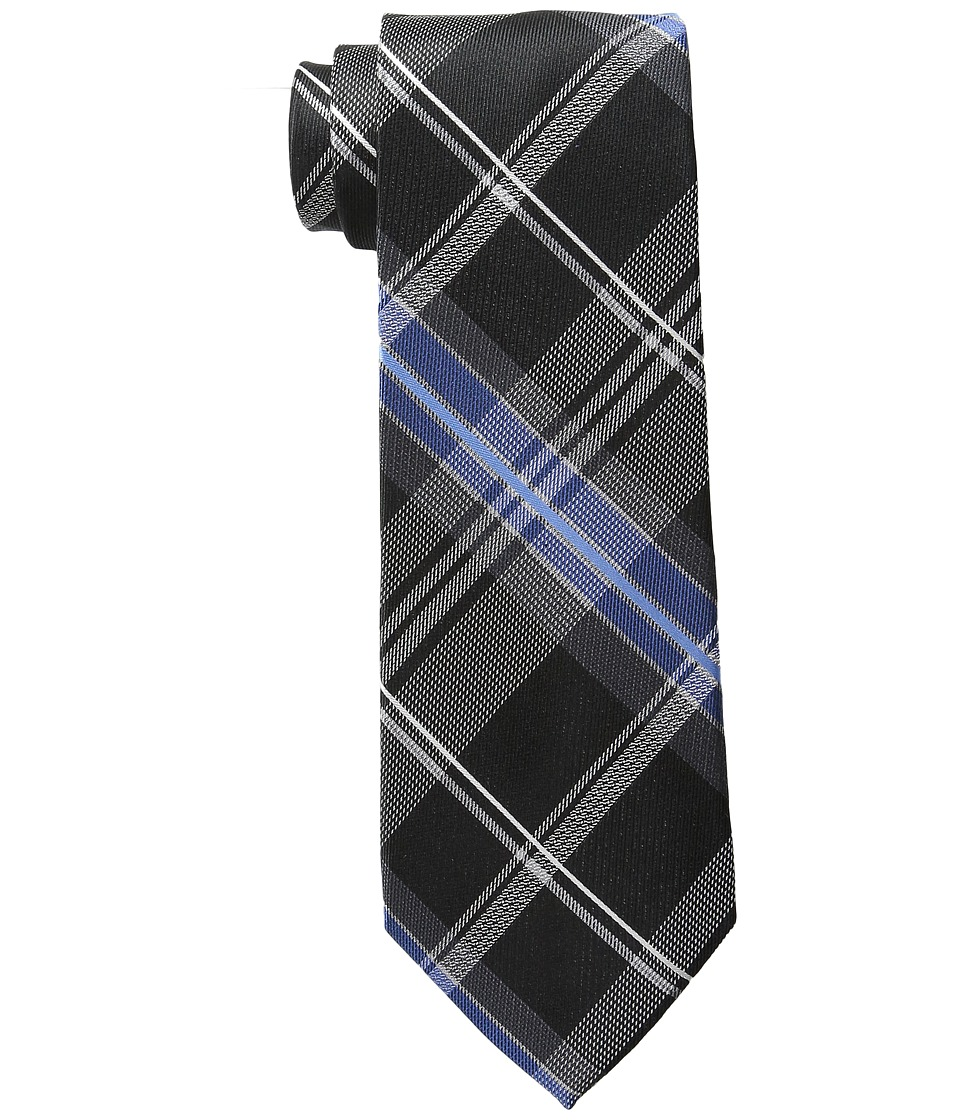 MICHAEL Michael Kors - Vast Plaid (Black) Ties