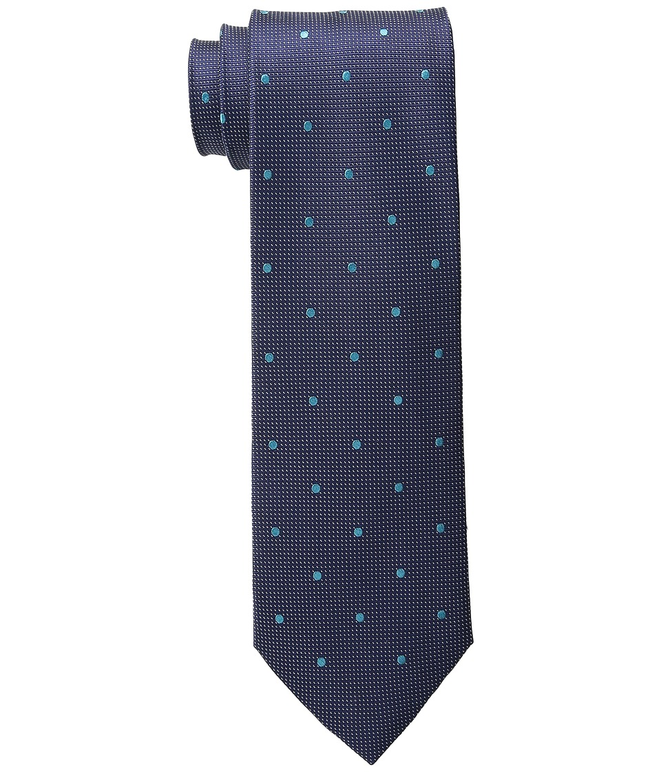 MICHAEL Michael Kors - Dastardly Dot (Turquoise) Ties