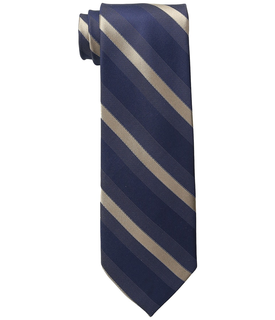 MICHAEL Michael Kors - Illusion Stripe (Taupe) Ties