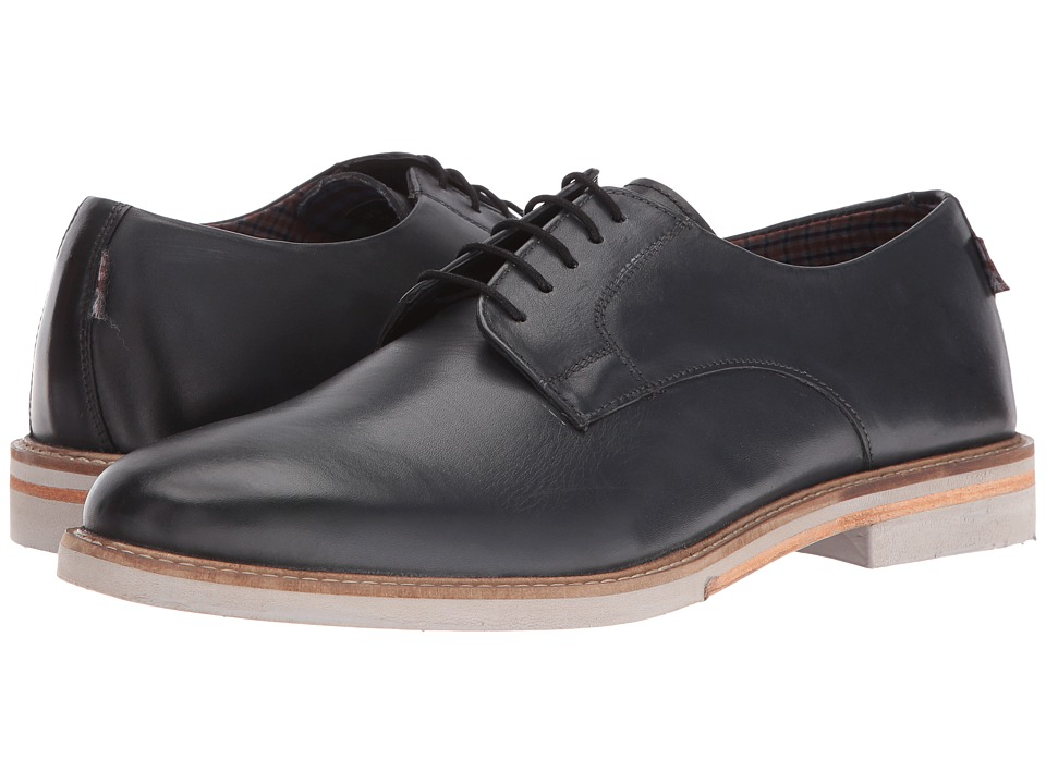 Ben Sherman Julian Plain Toe (Dark Grey) Men