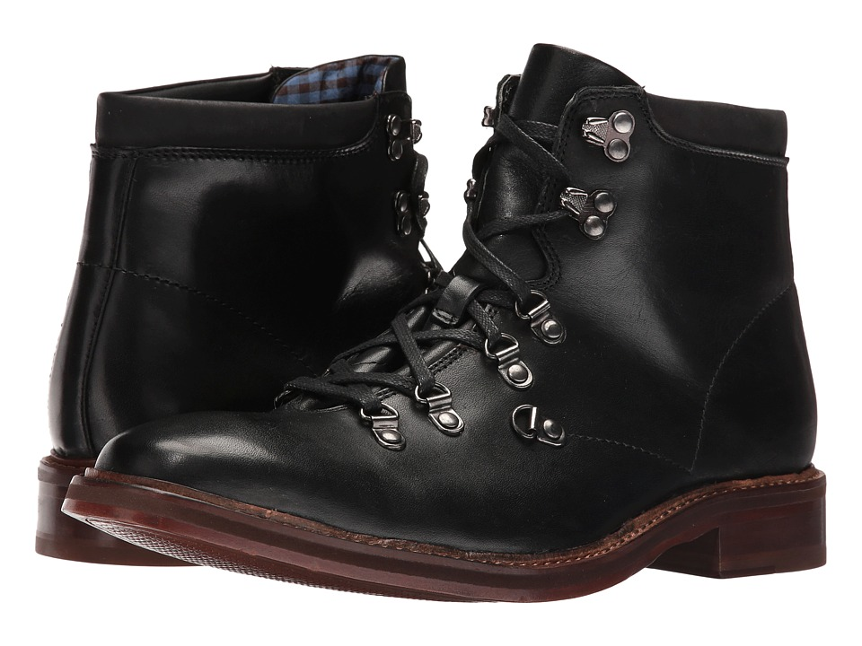 Ben Sherman - Marc Hiker Boot (Black) Men's Boots