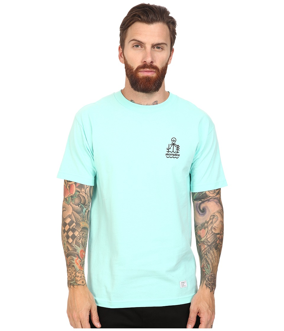 Akomplice - Unity Gang (Celedon) Men's Clothing