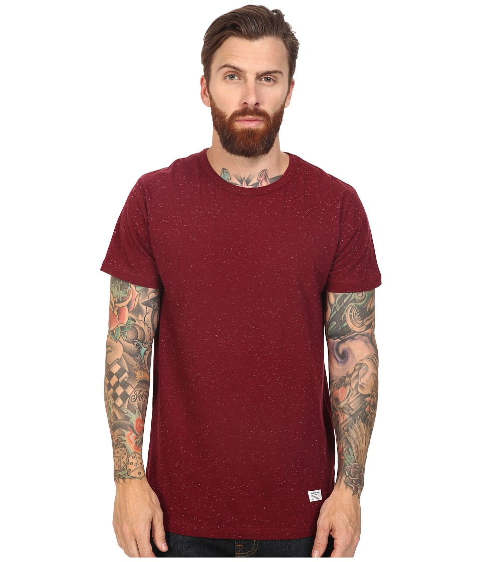 Akomplice - Epple Basic (Maroon/White) Men's Clothing