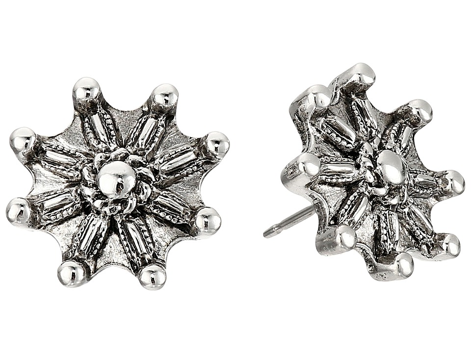 Vanessa Mooney - The Jane Earrings (Silver) Earring