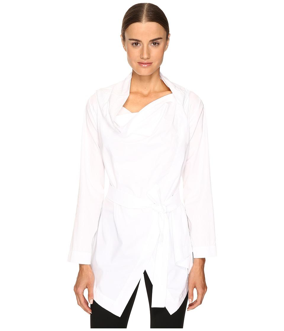Vivienne Westwood - Square Blouse (White) Women's Blouse