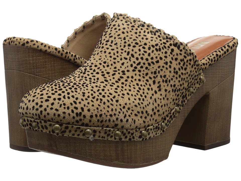 MIA - Poppi (Cheetah) Women's Shoes