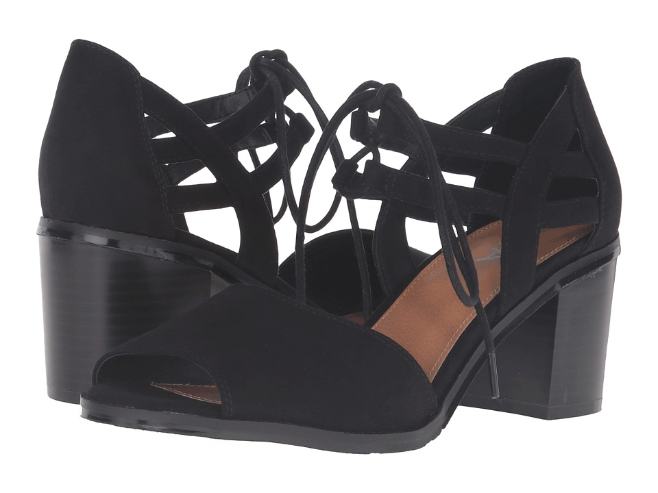 MIA - Luella (Black) Women's Shoes