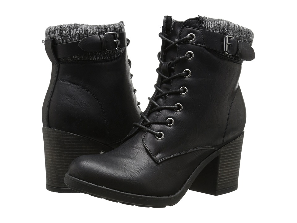 MIA - George (Black) Women's Shoes