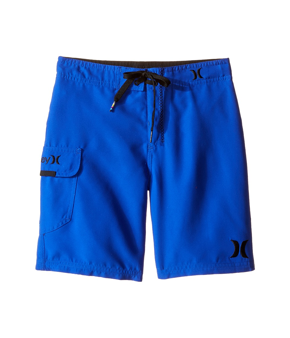 Hurley Kids - One Only Boardshorts (Little Kids) (Racer Blue) Boy's Swimwear