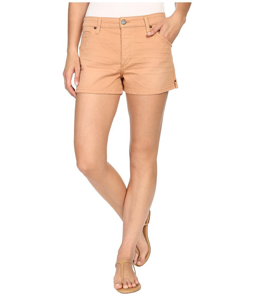 Joe's Jeans - Wasteland Shorts in Camel (Camel) Women's Shorts