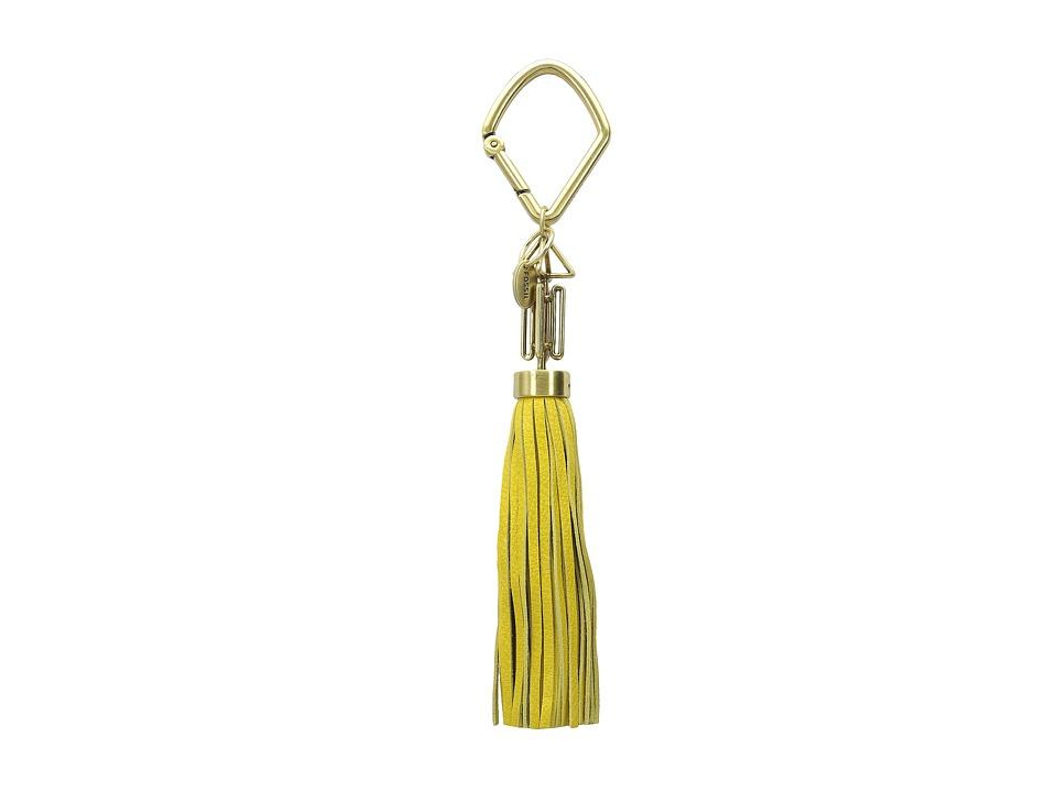 Fossil - Arrow Tassel Key Fob (Mimosa) Wallet
