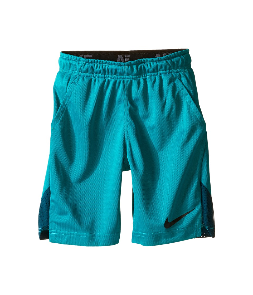 Nike Kids - Hyperspeed Knit Shorts (Little Kids) (Rio Teal) Boy's Shorts