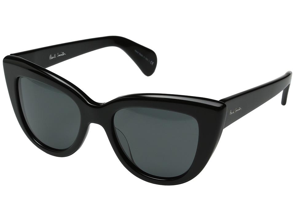 Paul Smith - Lovell (Beige Silk/Taupe Flash Mirror) Fashion Sunglasses