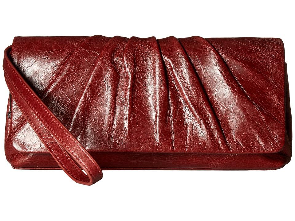 Hobo - Darla (Mahogany) Handbags
