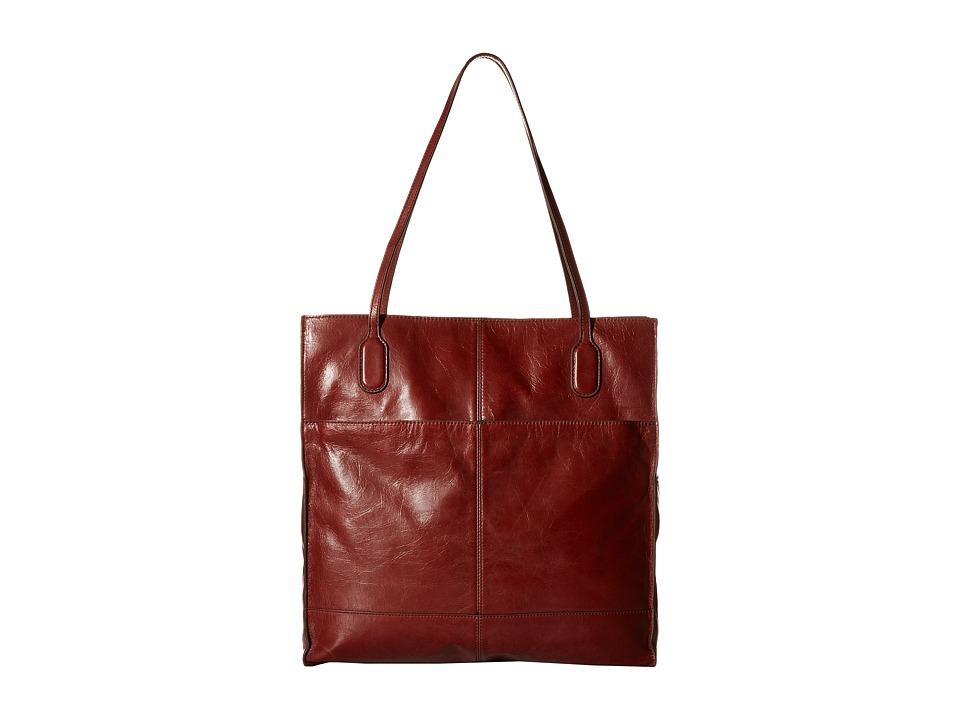 Hobo - Finley (Mahogany) Tote Handbags