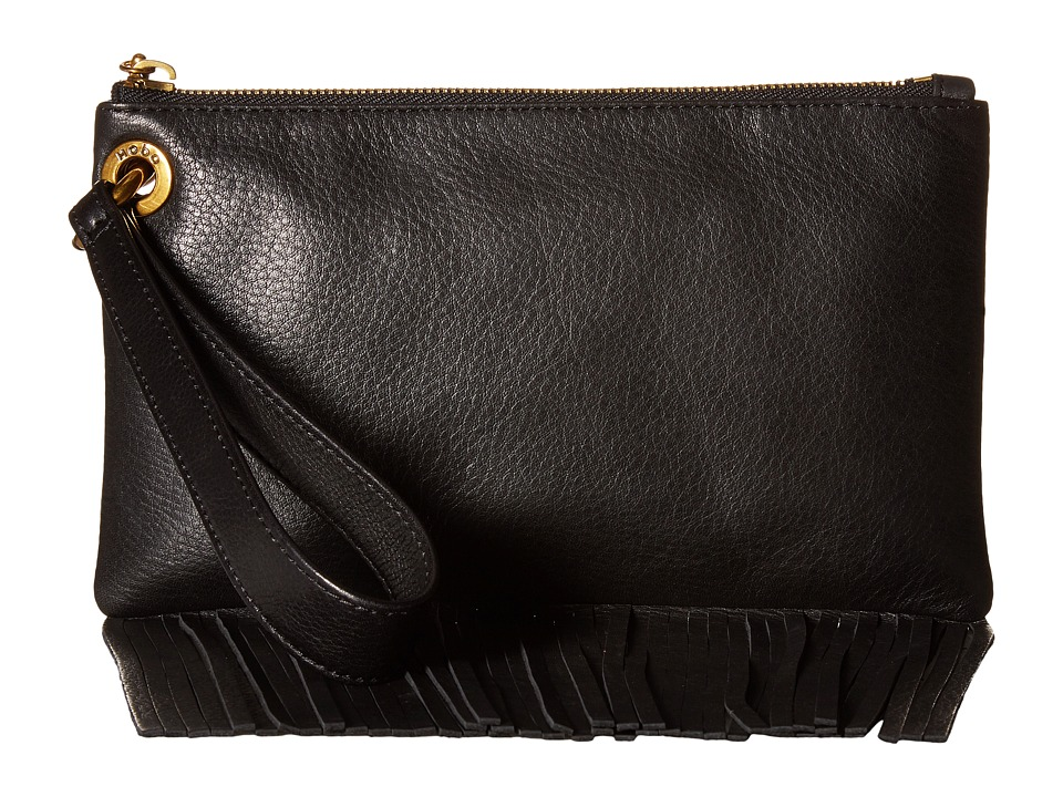 Hobo - Flutter (Black) Handbags