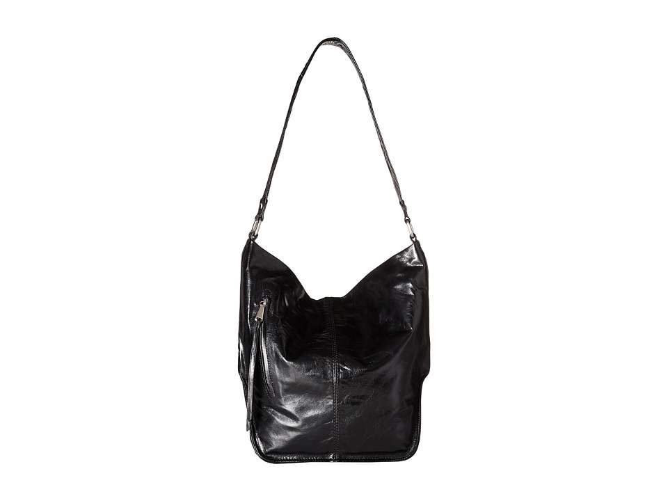 Hobo - Meredith (Black) Handbags
