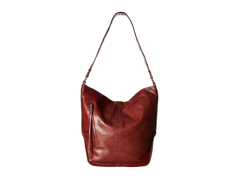 Hobo - Meredith (Mahogany) Handbags