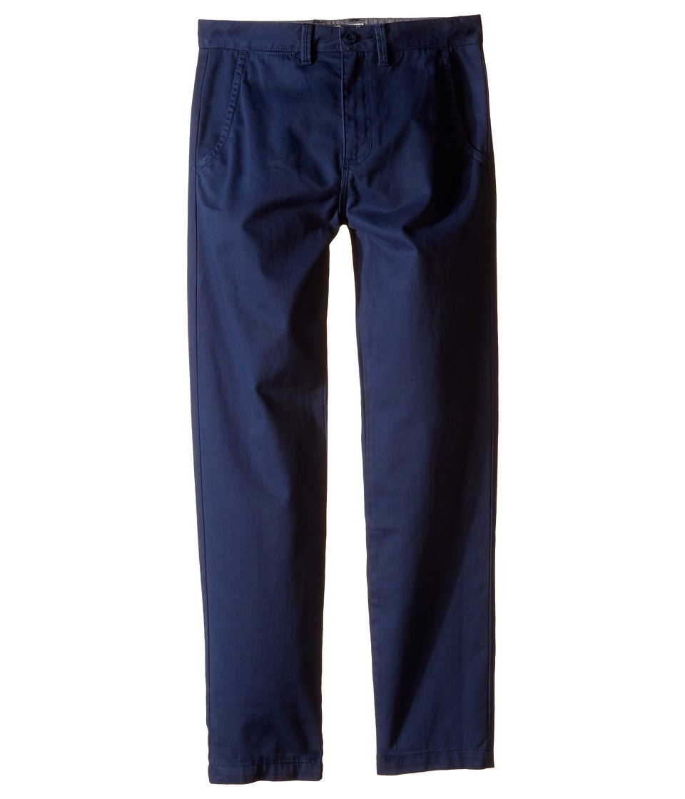 Vans Kids - Excerpt Chino Pants (Little Kids/Big Kids) (Dress Blues) Boy's Casual Pants