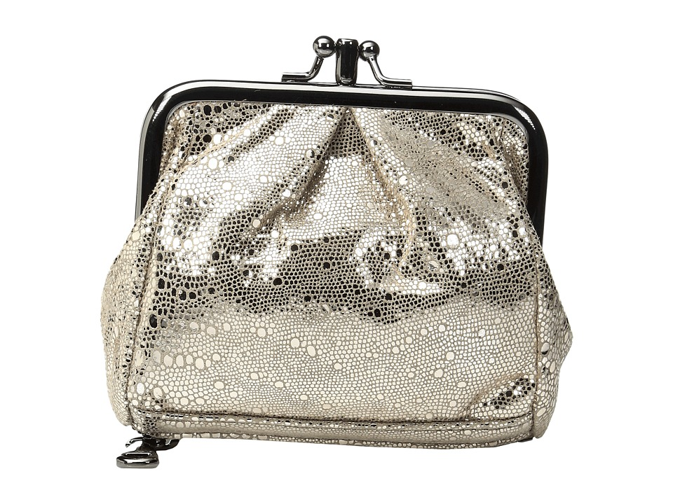Hobo - Minnie (Platinum Exotic) Handbags