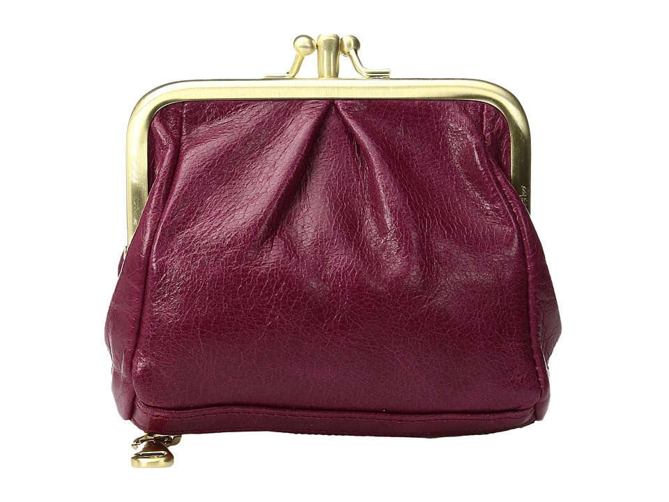 Hobo - Minnie (Red Plum) Handbags