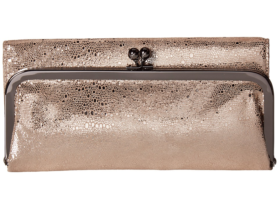 Hobo - Rachel (Platinum Exotic) Clutch Handbags