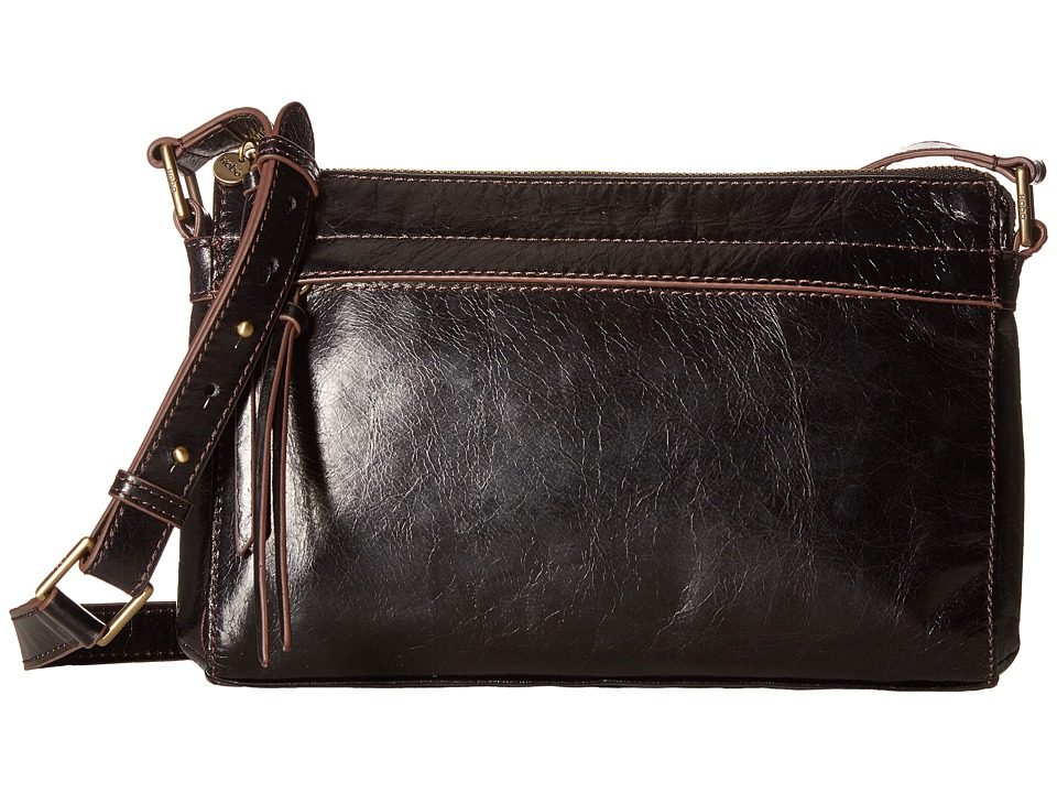Hobo - Tobey (Black) Handbags