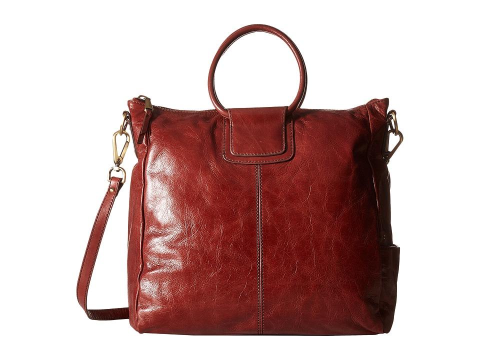 Hobo - Sheila (Mahogany) Tote Handbags