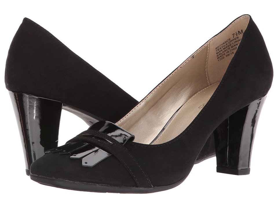 Bandolino - Vance (Black) Women's Shoes
