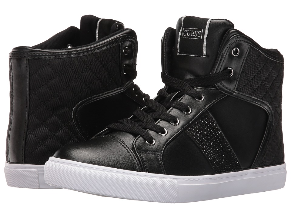 GUESS - Jaela (Black) Women's Shoes