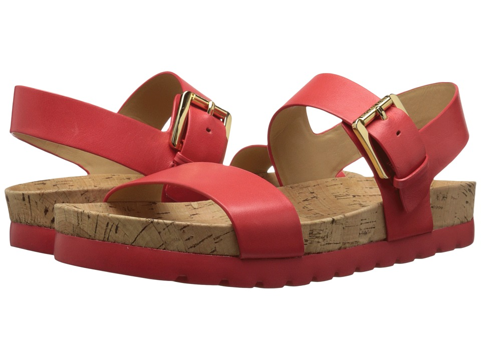 MICHAEL Michael Kors - Judie Sandal (Coral Reef) Women's Shoes
