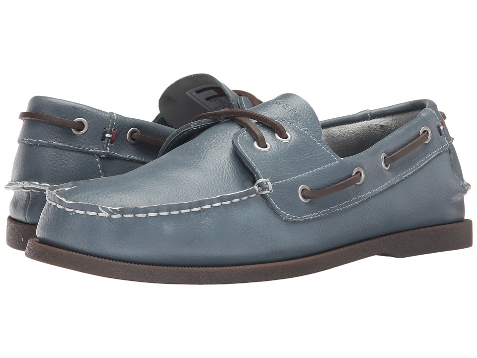Tommy Hilfiger - Bowman (Steel Blue) Men's Shoes
