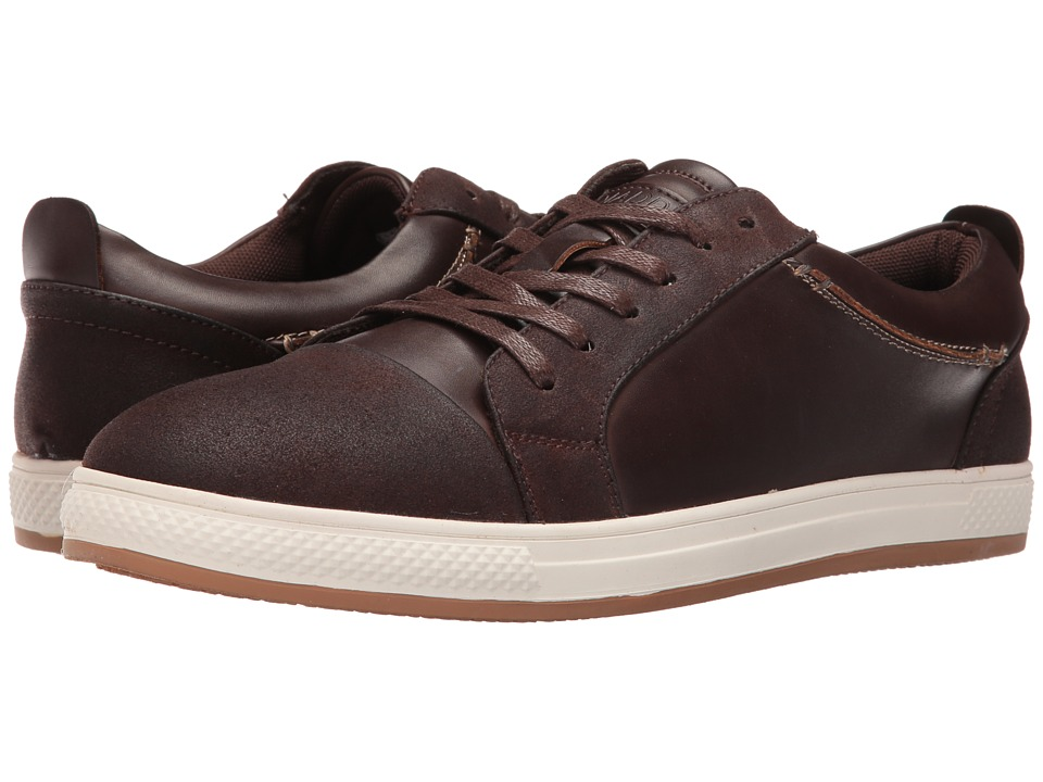 Steve Madden - Creed (Dark Brown) Men's Shoes
