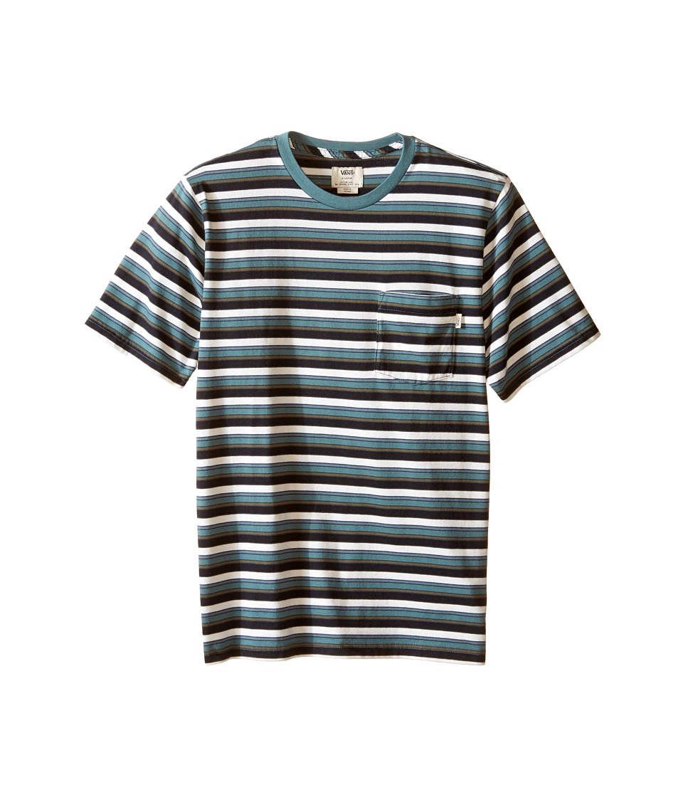 Vans Kids - Kemplin Crew (Big Kids) (North Atlantic) Boy's Clothing