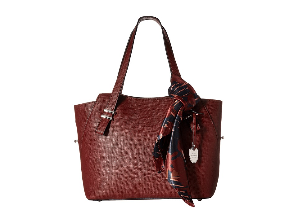 London Fog - Haldon Satchel (Berry) Satchel Handbags