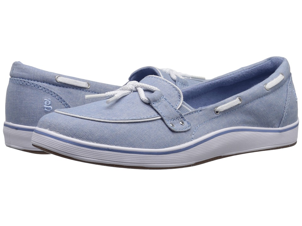 Keds Grasshoppers by Keds Windham (Chambray) Women