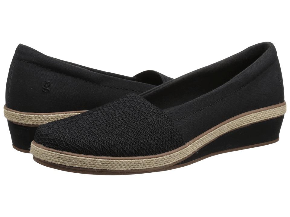 Keds - Grasshoppers by Keds - Grace (Black) Women's Shoes