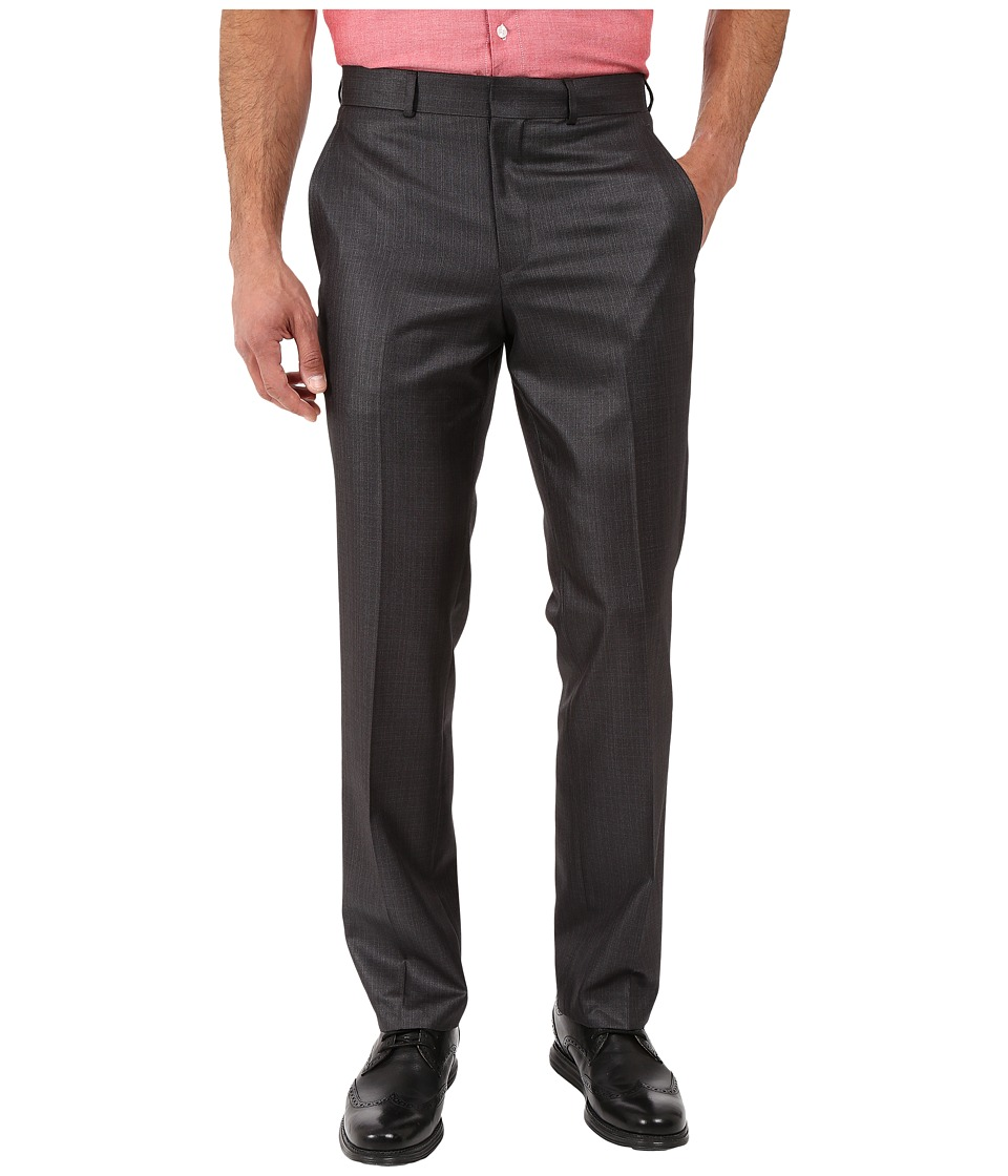 Kenneth Cole Reaction - Slim Fit Separate Pants (Grey 1) Men's Dress Pants