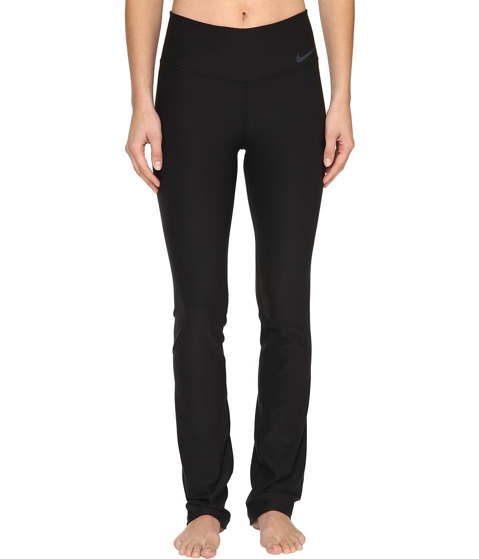 Nike Power Legend Skinny Training Pant (Black/Cool Grey) Women