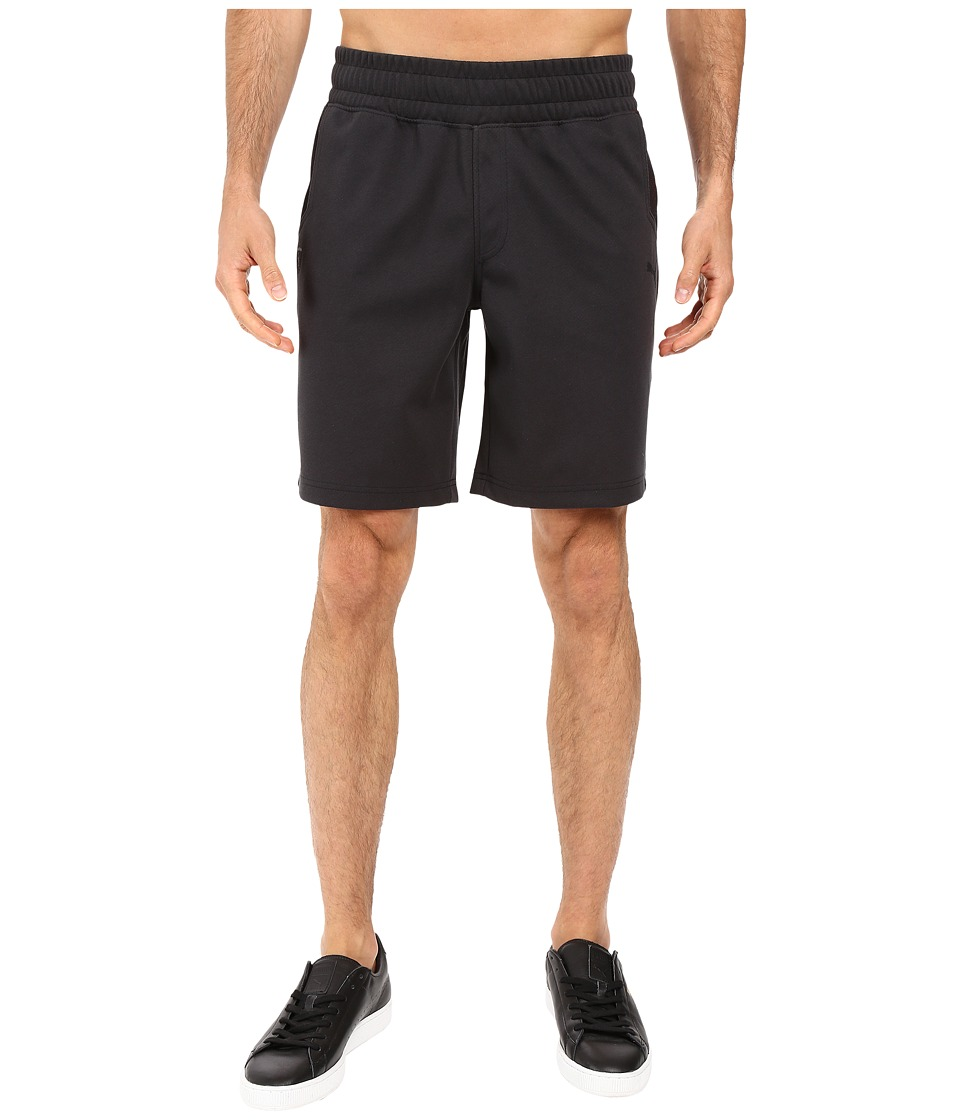 PUMA - Ferrari Sweatshorts (Moonless Night) Men's Shorts