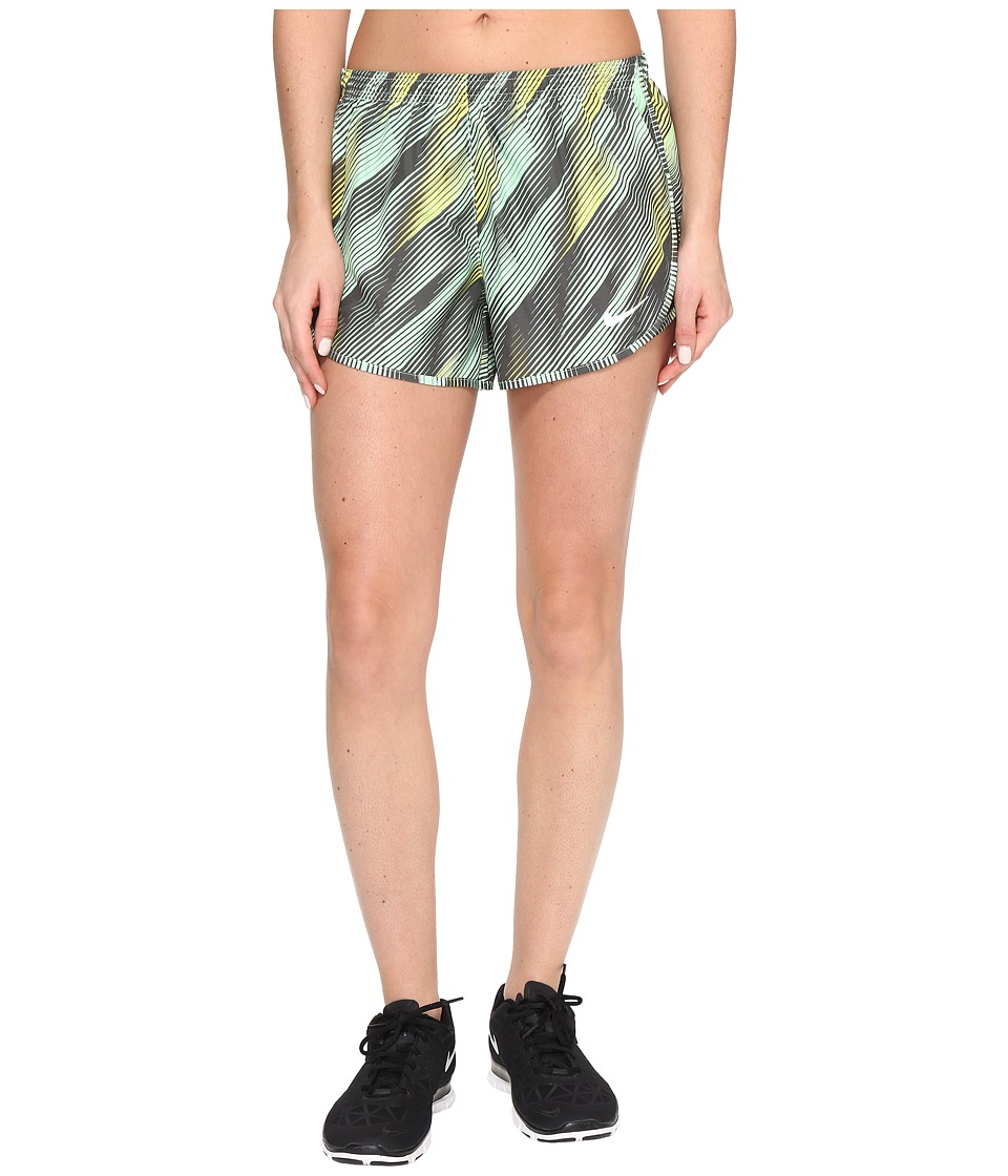 Nike Dry Tempo 3 Running Short (Fresh Mint/Midnight Fog/Reflective Silver) Women