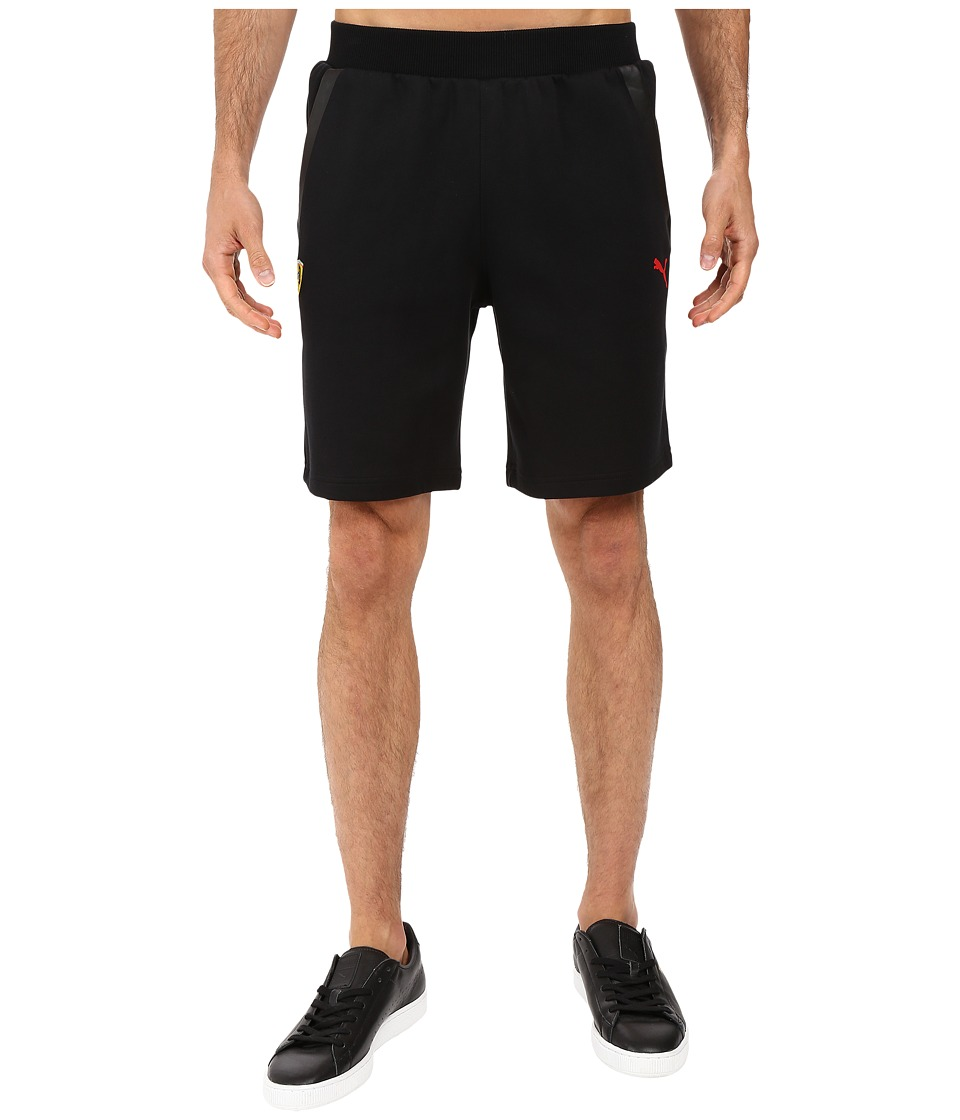 PUMA - SF Sweat Bermudas (Black) Men's Shorts